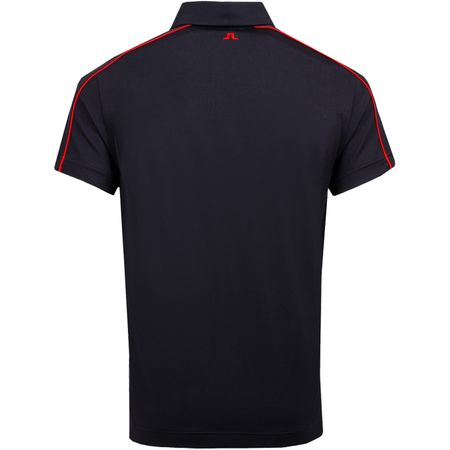 Golf undefined Club T Regular Fit Lux Pique Black - AW18 made by J.Lindeberg