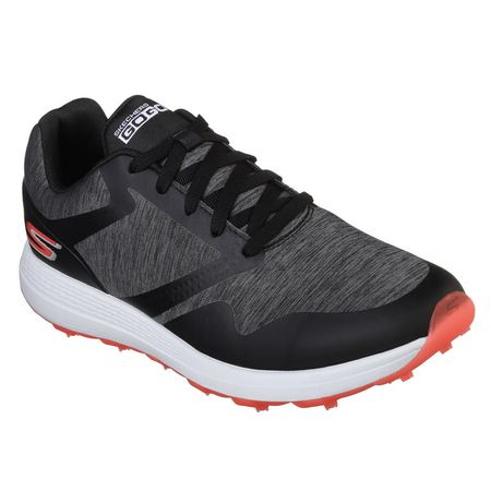 Golf undefined Skechers GO GOLF Max Cut Women's Golf Shoe - Black/Pink made by Skechers