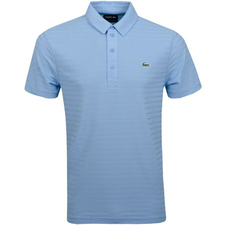 Golf undefined Technical Jacquard Polo Dragonfly - AW18 made by Lacoste