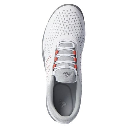 Shoes adidas adiPure Sport Women's Golf Shoe - Grey/Pink Adidas Golf Picture