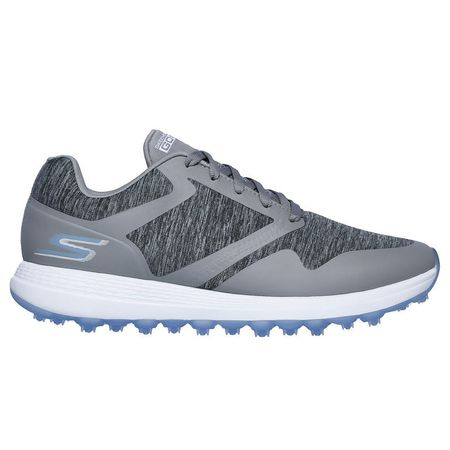 Shoes Skechers GO GOLF Max Cut Women's Golf Shoe - Grey/Blue Skechers Picture