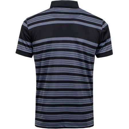 Golf undefined Ralfs Slim Fit Striped Polo TX Jersey Black - AW18 made by J.Lindeberg