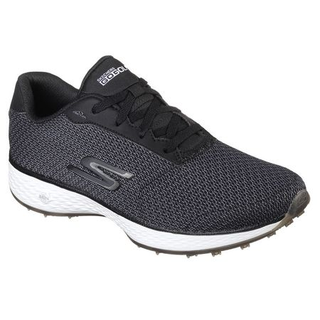 Golf undefined GO GOLF Eagle Range Women's Golf Shoe - Black/White made by Skechers
