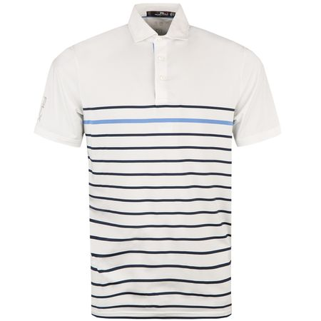 Polo BH Yarn Dye Lightweight Airflow Pure White - AW18 Polo Ralph Lauren Picture