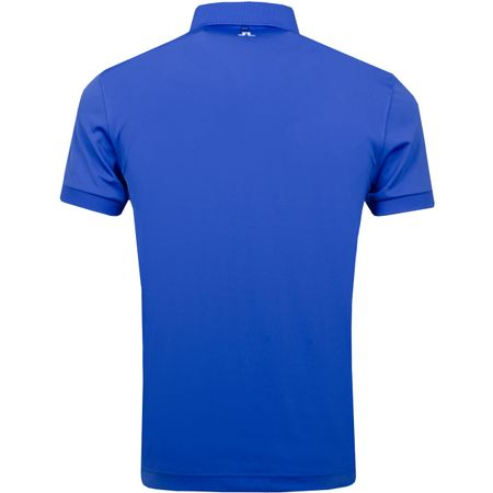 Golf undefined Tour Tech Slim Fit TX Jersey Daz Blue - AW18 made by J.Lindeberg
