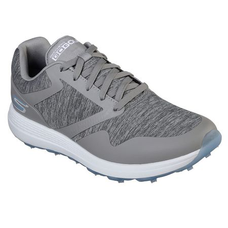 Shoes Skechers GO GOLF Max Cut (Wide) Women's Golf Shoe - Grey/Blue Skechers Picture