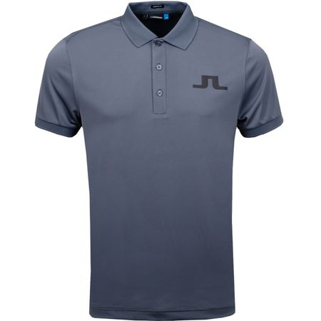 Golf undefined Big Bridge Regular TX Jersey Stone Grey - AW18 made by J.Lindeberg
