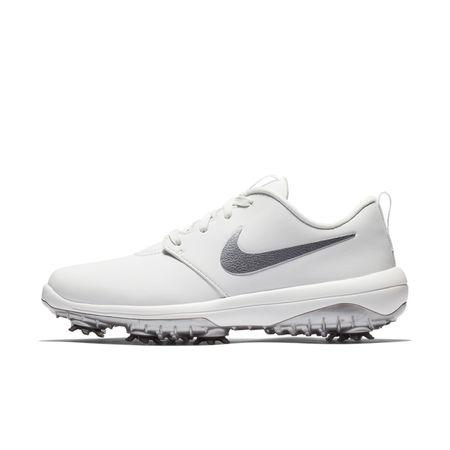 Golf undefined Nike Roshe G Tour Women's Golf Shoe - White/Black made by Nike Golf