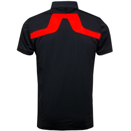 Polo KV Regular Fit TX Jersey Black - 2019 J.Lindeberg Picture