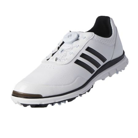 Shoes adidas Adistar Lite Boa Women's Golf Shoe - White/Black Adidas Golf Picture