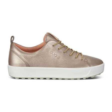 Golf undefined ECCO Golf Soft Low Women's Golf Shoe - Grey made by ECCO