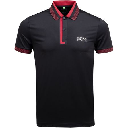 Polo Paddy Pro 1 Black - AW18 BOSS Picture
