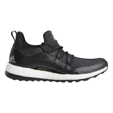 Shoes Pureboost XG2 Women's Golf Shoe - Black/Grey Adidas Golf Picture