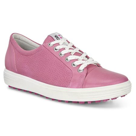 Shoes ECCO Casual Hybrid 2 Women's Golf Shoe - Pink ECCO Picture