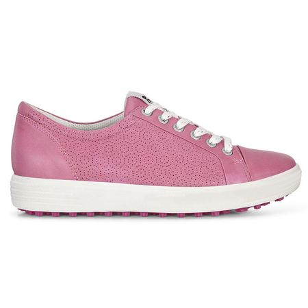 Golf undefined ECCO Casual Hybrid 2 Women's Golf Shoe - Pink made by ECCO