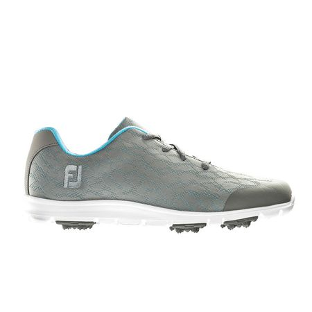 Shoes FootJoy enJoy Spikeless Women's Golf Shoe - Grey FootJoy Picture