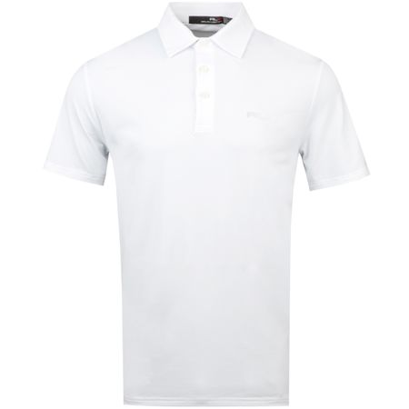 Golf undefined Solid Airflow Jersey Pure White - AW18 made by Polo Ralph Lauren