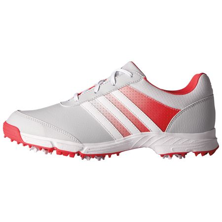 Shoes adidas Tech Response Women's Golf Shoe - Grey Adidas Golf Picture
