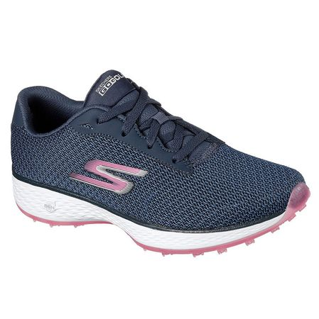Golf undefined Skechers GO GOLF Eagle Range Women's Golf Shoe - Navy/Pink made by Skechers