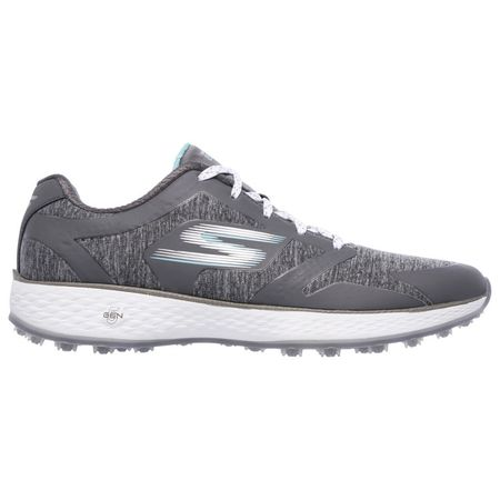 Golf undefined Skechers GO GOLF Birdie Famed Women's Golf Shoe - Grey/Blue made by Skechers