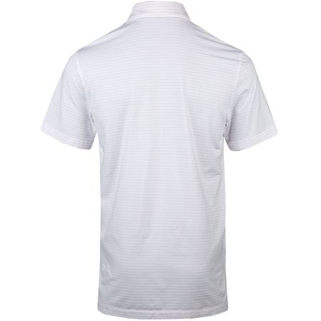 Golf undefined Stripe Stretch Vintage Lisle White/Garden Pink - AW18 made by Polo Ralph Lauren