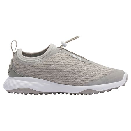 Golf undefined BREA FUSION Sport Women's Golf Shoe - Grey/White made by Puma Golf