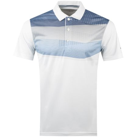Golf undefined PWRCOOL Refraction Polo Sodalite Blue - AW18 made by Puma Golf