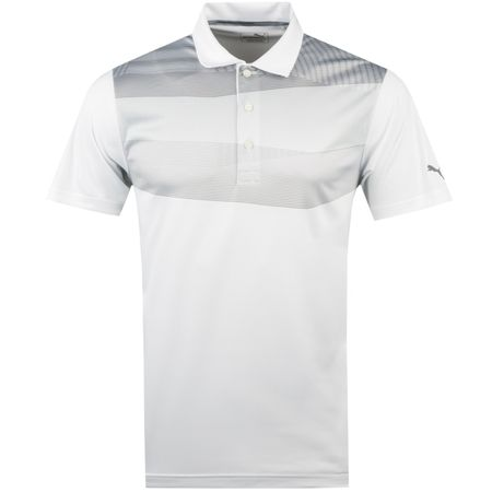 Golf undefined PWRCOOL Refraction Polo Quiet Shade - AW18 made by Puma Golf