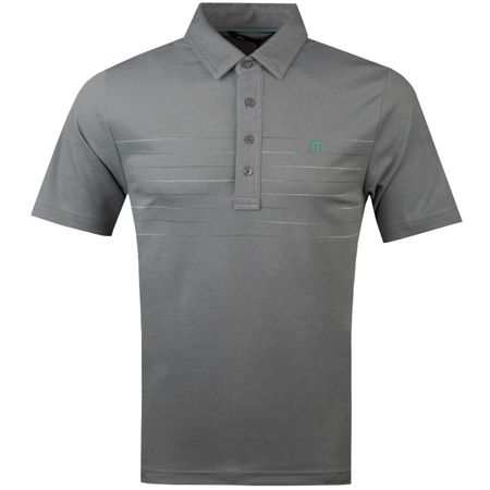 Golf undefined Good Good Polo Heather Monument - SS18 made by TravisMathew