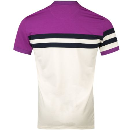Golf undefined VIP Sportsman Polo Purple Cactus Flower made by Original Penguin