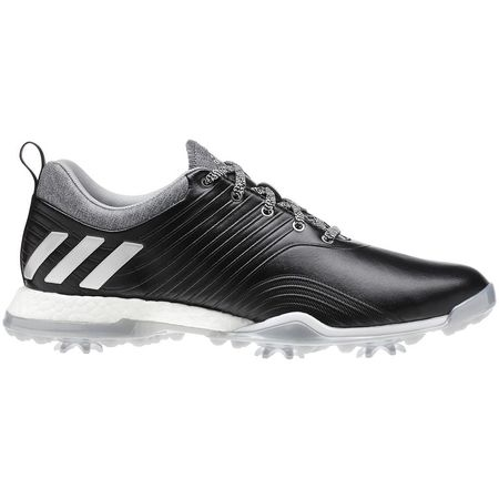 Shoes adidas adipower 4ORGED Women's Golf Shoe - Black/Silver Adidas Golf Picture