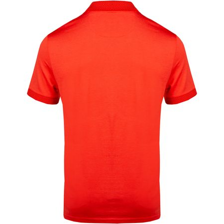 Polo Birdseye View Polo Flame Scarlet - 2018 Original Penguin Picture