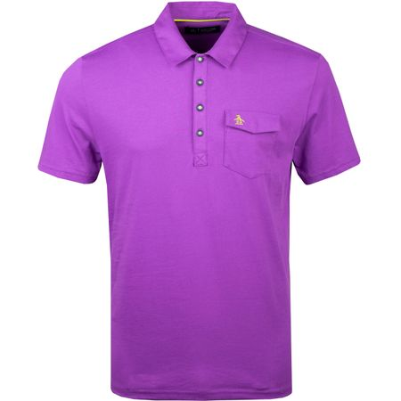 Golf undefined Cool Jack Polo Purple Cactus Flower - 2018 made by Original Penguin