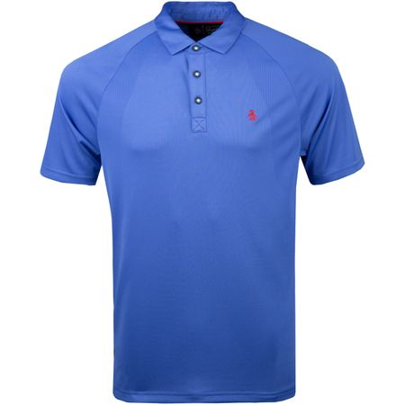 Golf undefined Action Gusset Polo Amparo Blue - 2018 made by Original Penguin