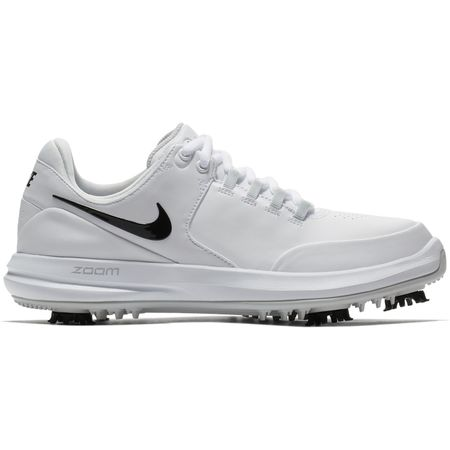 Golf undefined Nike Air Zoom Accurate Women's Golf Shoe - White/Black made by Nike