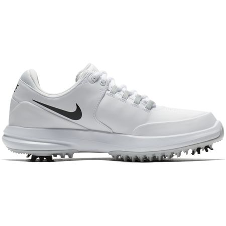 Shoes Nike Air Zoom Accurate Women's Golf Shoe - White/Black Nike Golf Picture