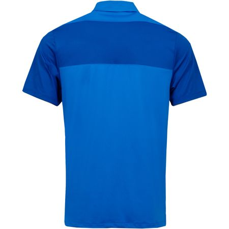 Golf undefined Dry Colourblock Polo Blue Nebula made by Nike