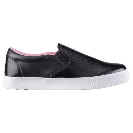 Golf undefined PUMA Tustin Slip On Women's Golf Shoe - Black made by Puma Golf