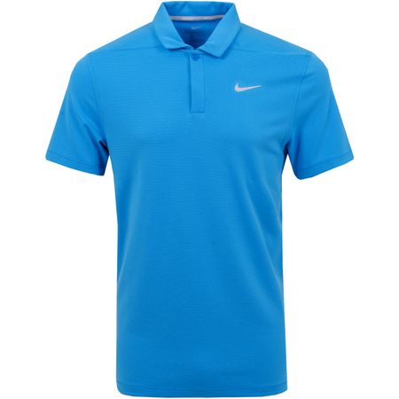 Golf undefined AeroReact Victory Polo Blue Nebula/Silver made by Nike