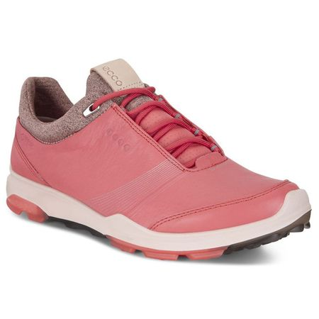 Golf undefined ECCO BIOM Hybrid 3 GTX Women's Golf Shoe - Coral made by ECCO