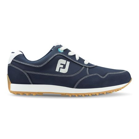 Golf undefined FootJoy Sport Retro Women's Golf Shoe - Navy made by FootJoy