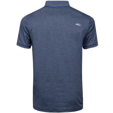 Golf undefined Silvan Primeflex Polo Atlanta Blue Melange - 2018 made by Kjus