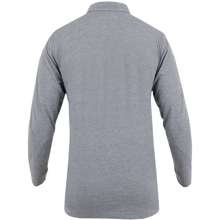 Golf undefined LS Natural Hand BD Polo Grey Heather - 2018 made by Dunning