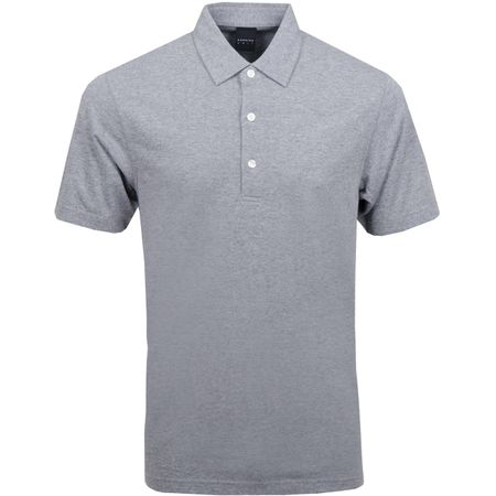 Golf undefined Natural Hand Polo Grey Heather - 2019 made by Dunning