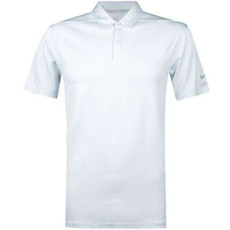 Golf undefined Dry Polo Control Stripe OLC Pure Platinum - SS18 made by Nike