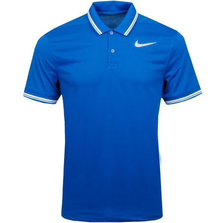 Golf undefined Dry Tipped Polo Slim Blue Jay made by Nike Golf