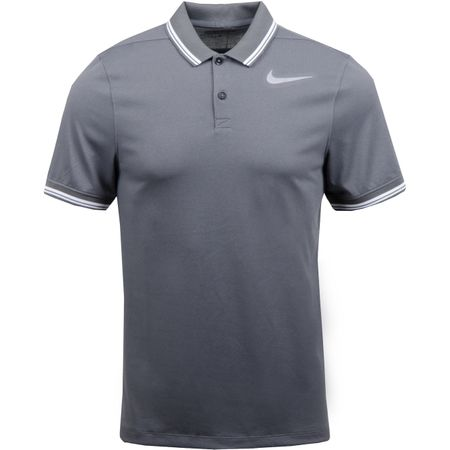 Golf undefined Dry Tipped Polo Slim Dark Grey made by Nike