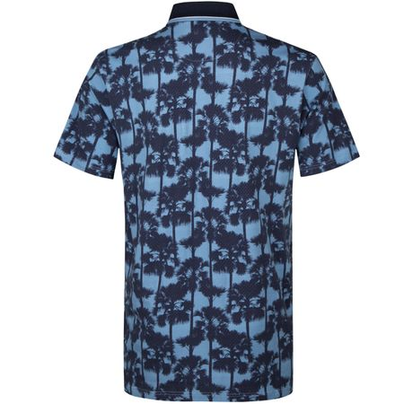 Polo Golfed Polo Blue Ted Baker Picture