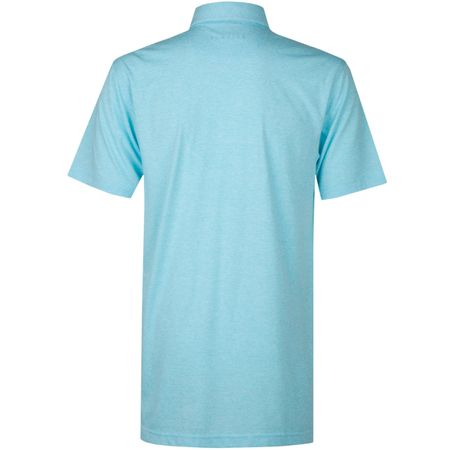 Golf undefined Natural Hand Polo Sky Blue Heather - 2019 made by Dunning