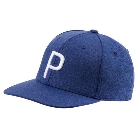 Golf undefined Puma P Snapback Hat made by Puma Golf